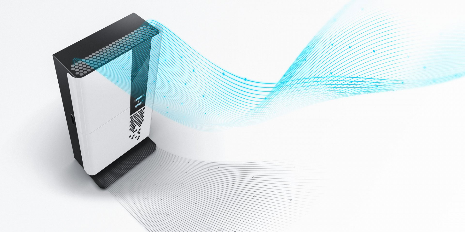 »INVISION AIR PURIFIER«
